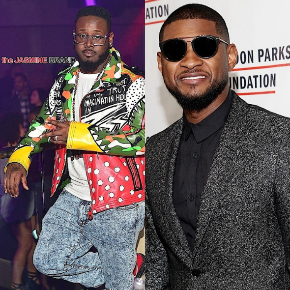 T-Pain Reacts To Backlash Against Usher After Revealing Singer's Comment Sparked 4-Year Depression: I Still Love & Respect Him