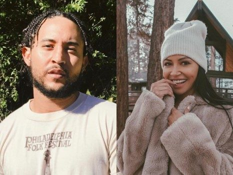 Actor Tahj Mowry Reflects On His Past Relationship W/ Naya Rivera: It's Hard To Measure Up To The Type Of Woman She Was