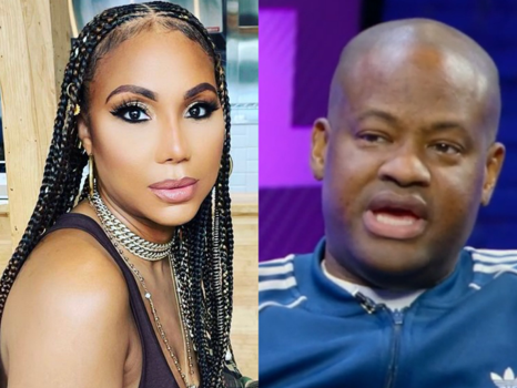Tamar Braxton's Ex-Husband Vince Herbert Sued For $66k, Accused Of Writing Bad Check