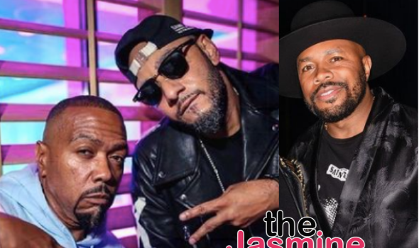 Timbaland,Swizz Beatz & D-Nice To Be Saluted W/ ASCAP's 'Voice Of The Culture' Award