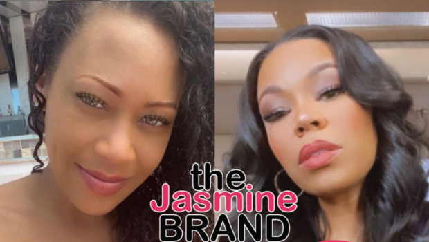 Former Destiny's Child Member Farrah Franklin Calls Actress Alexis Fields 'Messy' & A 'Homewrecker' For Sharing Old Viral Clip Of Her & Kiely Williams