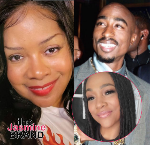 Radio Personality Miss Jones Hints That She Once Had a Threesome With Tupac & Monie Love