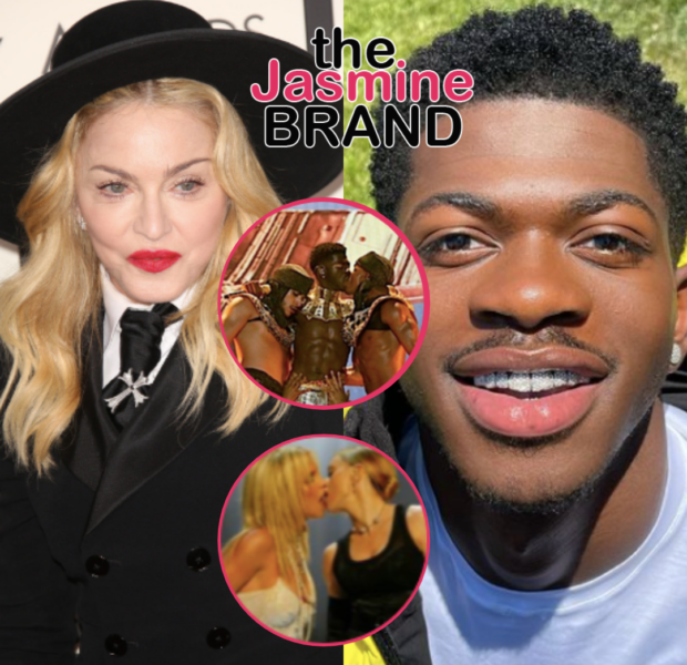 Madonna Faces Backlash For Saying 'Did It First' In Response To Lil Nas X's TV Kiss, Rapper Responds: We're Friends, It's Just A Joke