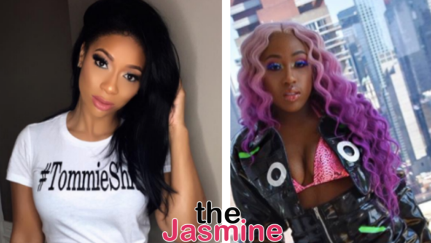 Tommie Lee Gets Into Altercation With Alleged Friend Of Brittney Taylor During Verzuz Afterparty