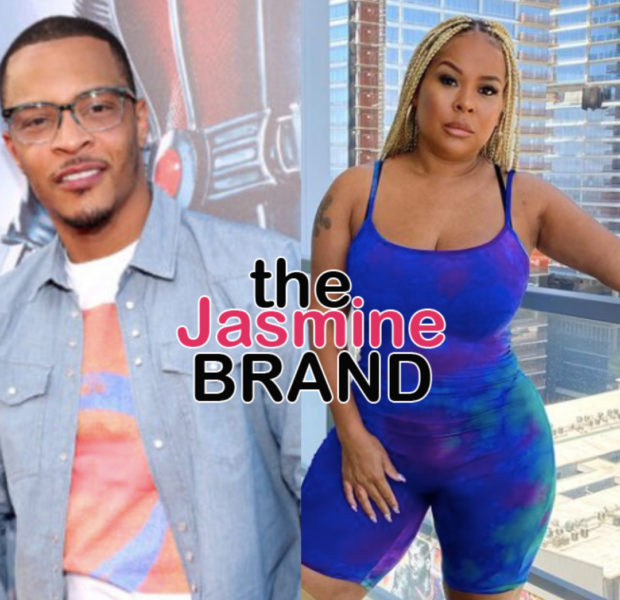T.I. Seemingly Laughs At Sabrina Peterson's Request For An Apology For Allegedly Physically Assaulting Her