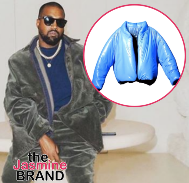 Kanye West's First Yeezy Gap Release Is A $200 Puffer-Style Jacket