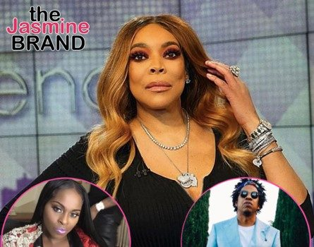 Wendy Williams Alleges Foxy Brown Had A Sexual Relationship W/ Jay-Z: 'She Hit It Before Beyoncé!'