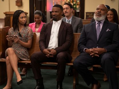"""Jamie Foxx's Series """"Dad Stop Embarrassing Me!"""" Cancelled At Netflix"""