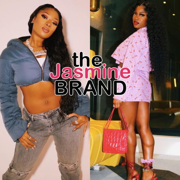 Megan Thee Stallion Accused Of Stealing Content From Creative Director: This Is Why A Lot Of Smaller, Black Creatives Can't Get Nowhere