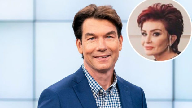 'The Talk' Names Jerry O'connell As New Co-host, 1st Full-time Male Co-host In Show's History, Replaces Sharon Osbourne