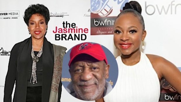 """""""Power"""" Actress Naturi Naughton: I Stand By Phylicia Rashad, """"The Cosby Show"""" Changed Lives!"""