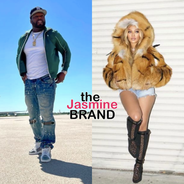 50 Cent Wants Judge To Order $6,000 Sanction Against Teairra Mari After She Allegedly Blocks His Attempt To Collect What She Owes Him
