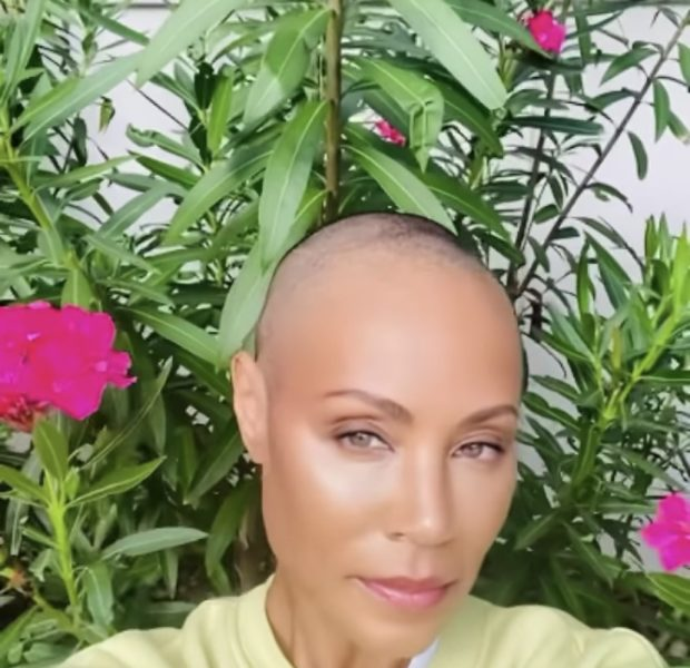 Jada Pinkett-Smith: Willow Inspired Me To Cut Off All My Hair! [VIDEO]