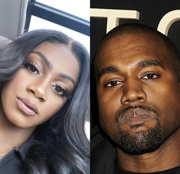 """Kanye Premieres New Track """"No Child Left Behind"""" In Commercial Starring Sha'Carri Richardson, Confirms Donda Dropping Friday"""