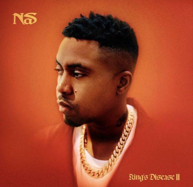 Nas Releasing New Album King's Disease II Next Week