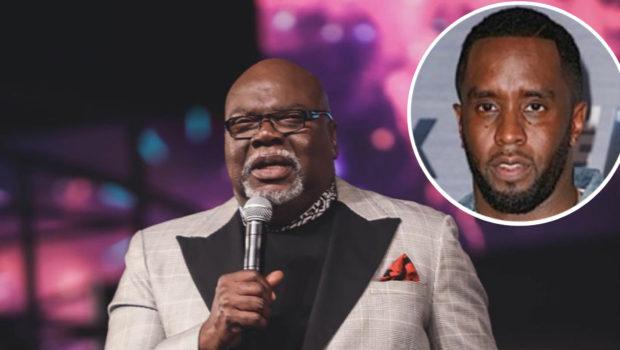 Diddy: We're Bringing Bishop Jakes' Sermons To Revolt! [VIDEO]