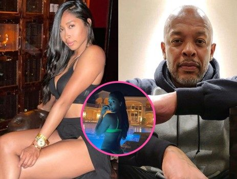 Apryl Jones Speculated To Have Been At Dr. Dre's Home As Dating Rumors Continue
