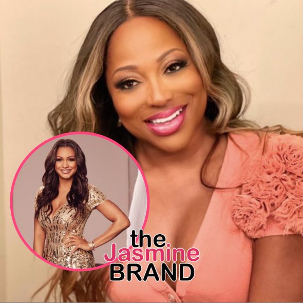 EXCLUSIVE: 'RHONY' Star Bershan Shaw Dishes On Representing Black Culture On The Show, Says Eboni K. Williams Misjudged Her Right Away + Clarifies Her 'All Lives Matter' Comment