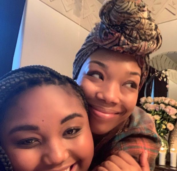 EXCLUSIVE: Brandy's Daughter Sy'rai Smith Working On A Music Project, Speculated To Be An EP