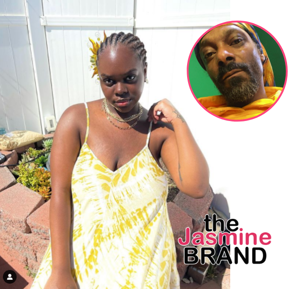Snoop Dogg's Daughter Cori Broadus Confronts Online Hate She Receives Over Her Appearance: Y'all Are So Miserable