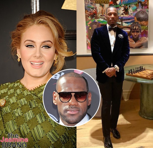 LeBron James' Agent Rich Paul & Adele Dating