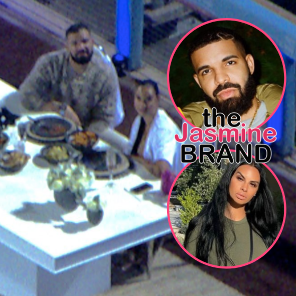 Drake Spotted On Private Dinner Date At Dodger Stadium W/ Johanna Leia