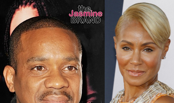 Duane Martin Lands Deal With Jada Pinkett Smith's Red Table Talk Productions, Developing 'The Free Agent' Drama & Reality Show