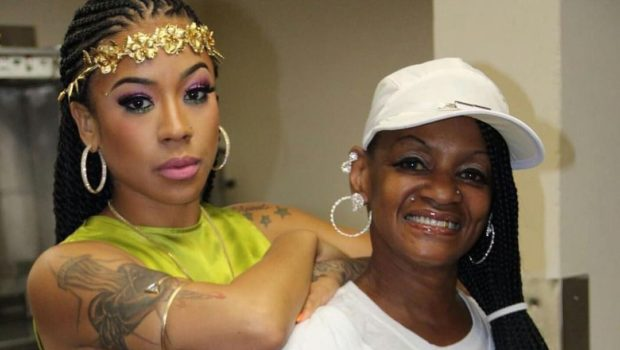 Keyshia Cole Speaks Out For the 1st Time, Addressing Mom Frankie's Passing
