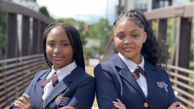 1st Black Girl Duo Wins International Debate Competition at Harvard – And With An Undefeated Record