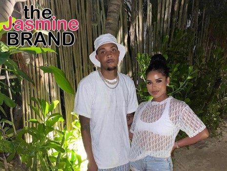 G Herbo Explains Why Fiancée Taina Williams Blocked Him, Denies It Had Anything To Do W/ Attending Ex-Girlfriend Ari Fletcher's Birthday Party