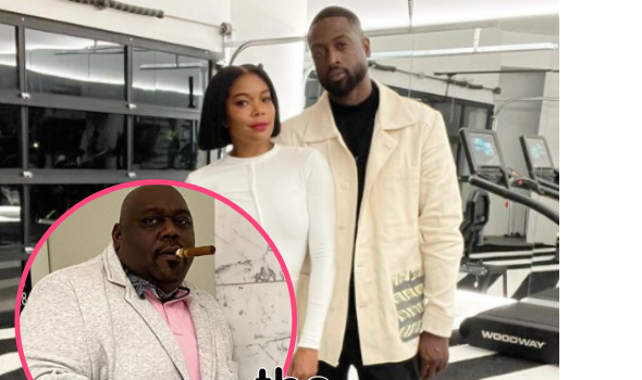 Dwyane Wade Jokes About Faizon Love's Claims He Once Made Out W/ Gabrielle Union +Actress Responds: Now You Know D*** Well