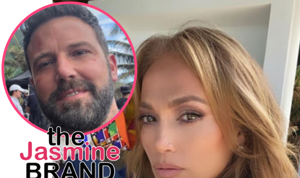 Jennifer Lopez Dodges Questions About Ben Affleck Romance [WATCH]