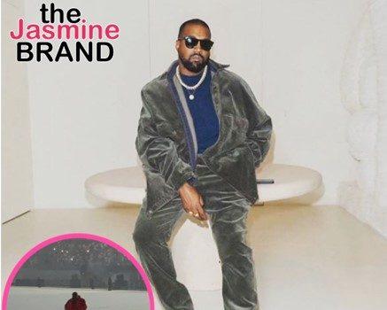 Kanye West Hosts 'Donda' Listening Party, Reunites w/ Jay-Z,  Estranged Wife Kim Kardashian Attends W/ Children + Rapper Honored W/ Own Day In Atlanta