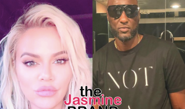 Khloé Kardashian Reportedly 'Laughs Off' Lamar Odom's Attempt To Get Her Back, Source Says 'He's Tried To Reach Out, She Has No Interest'