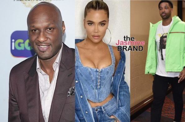 Lamar Odom Claims His Exchange With Tristan Thompson 'Could've Really Turned Ugly' + Says He'd Get Back W/ Khloé Kardashian 'In A Heartbeat'
