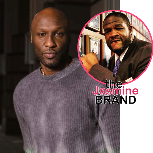 Lamar Odom To Fight Ex Heavyweight Champ Riddick Bowe, 53, In Celebrity Boxing Match