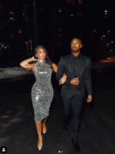 Michael B. Jordan Says He Rented An Aquarium For Valentine's Date W/ Lori Harvey Due To 'Pent-Up Romance': I Wasn't Able To Do Those Things In The Past
