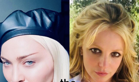 Madonna Calls For Britney Spears To Be Released From Her Conservatorship: Slavery Was Abolished So Long Ago!