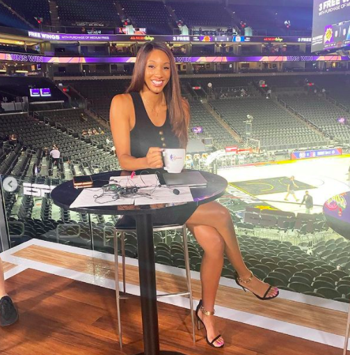 Maria Taylor Leaves ESPN After Leaked Audio Drama, Reportedly Going To NBC Sports