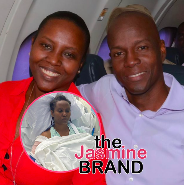 Haiti's First Lady Martine Moïse Shares Update From Hospital Bed Following Attack & Assassination Of President Jovenel Moïse + Head Of Security Arrested
