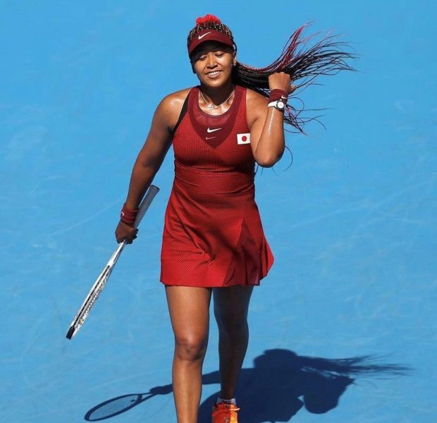 Naomi Osaka Speaks To Press After Making Her Olympic Debut: I'm Happy Again