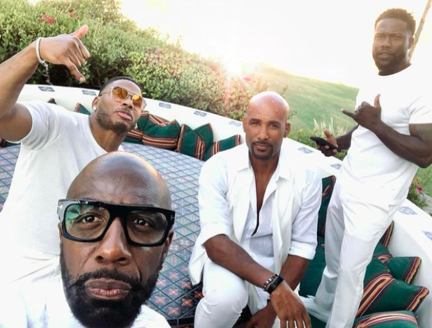 Kevin Hart Confirms The Return Of 'The Real Husbands Of Hollywood': We're Back Mitches!