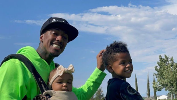 Nick Cannon Shows Love To All Seven Of His Children On Social Media