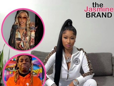 Nicki Minaj Releases 'Whole Lotta Money' Remix W/ BIA, Speaks W/ Lil Wayne About Sex Positions + Tells Fans To Stop Pressuring Her To Release Her Own Music