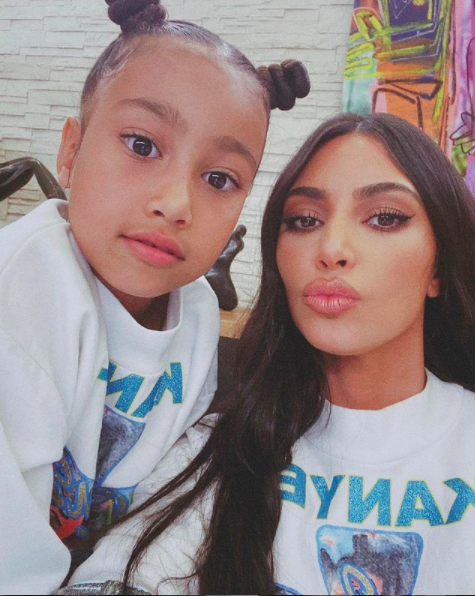 Kim Kardashian's Daughter, North Goes Viral After Hilariously Calling Her Out, Says Kim Changes Her Voice On Camera