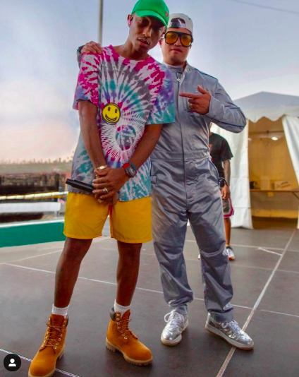Pharrell Williams/The Neptunes Named Best Hip-Hop Producers Of The 21st Century