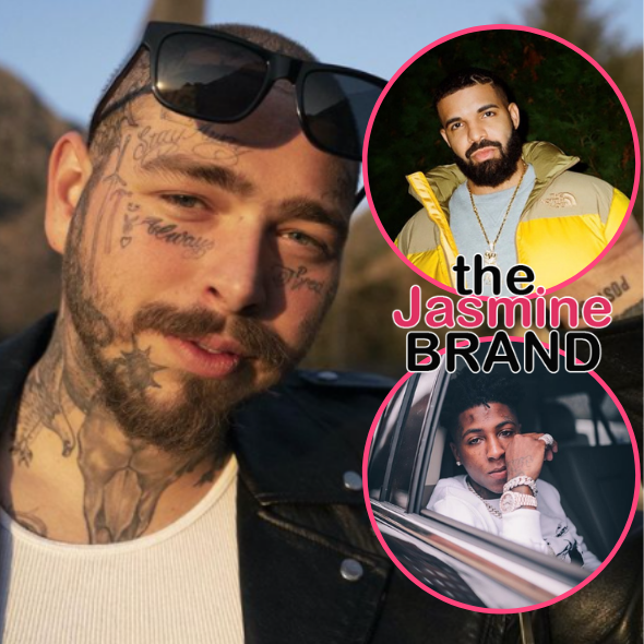 Post Malone Is The Highest-Paid Rapper Of 2020, Drake Is #2, NBA YoungBoy Comes In 3rd