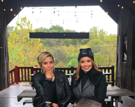 EXCLUSIVE: RHOP's Gizelle Bryant & Robyn Dixon Dish On Their New Podcast, 'Stupid' Colorism Comments Made By Candiace Dillard & What Fans Can Expect From New Season: A Lot Of Unnecessary Drama & Nonsense