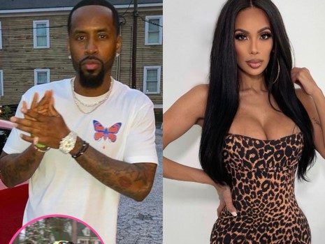 Safaree Samuels Reacts Negatively To Erica Mena's 2nd Pregnancy Announcement On 'LHHATL', Wheelies Away After Hearing The News [WATCH]