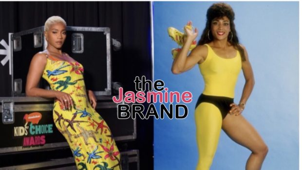 Tiffany Haddish On Channeling Track Star Florence Griffith Joyner For Upcoming Biopic: My Legs Are Going to Be Amazing!